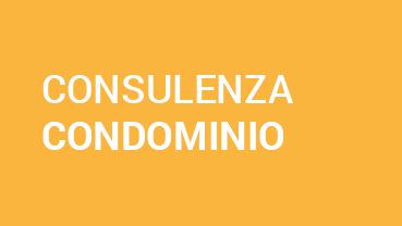 Consulenza Condominio